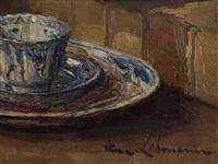 still life with jugs by anna lehmann