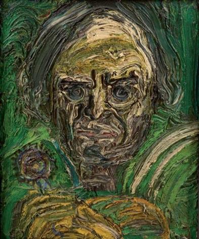 portrait de michel chapuis by bengt lindström