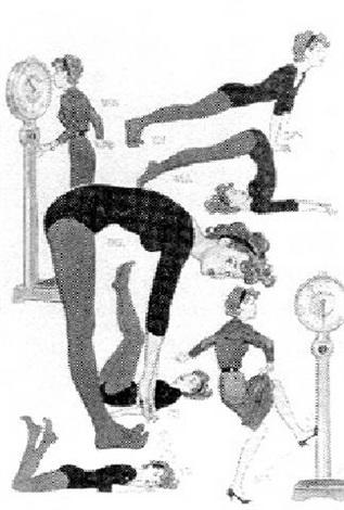 woman begins a fruitless exercise regimen by k gunnar petersen