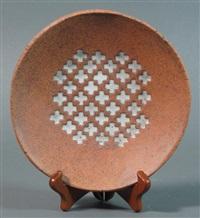 plate by luke orton lindoe
