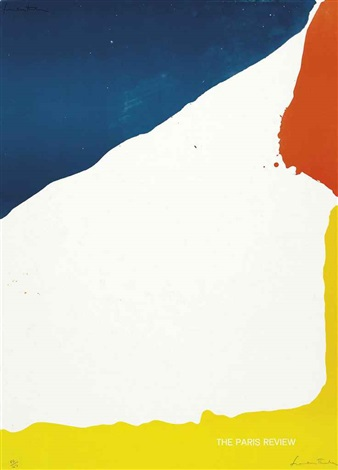 paris review by helen frankenthaler