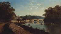 richmond-on-thames, surrey by edmund john niemann
