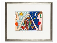 love is in the air by james rizzi