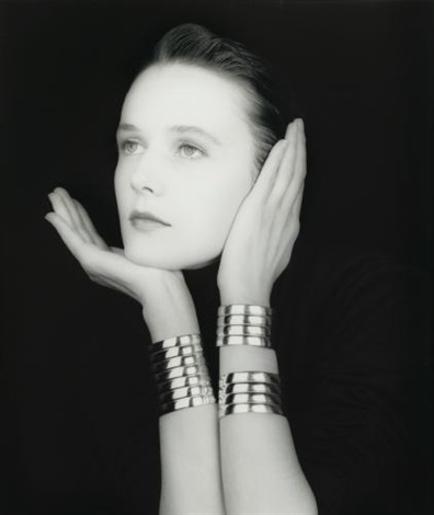 lucy ferry by robert mapplethorpe