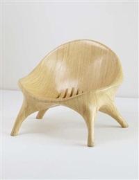 poltrona maia lounge chair by julia krantz