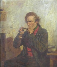 the pipe smoker by john macdonald