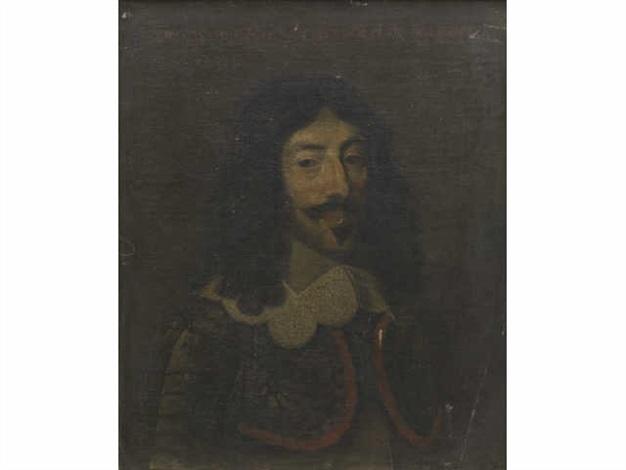 portrait de louis xiii roi de france et de navarre by philippe de champaigne
