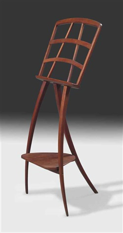 music stand by wharton h esherick