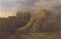 haymaking by arthur james stark