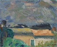 bauernhaus, cornillon by hans berger