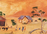 approach of the big dust by irvine homer