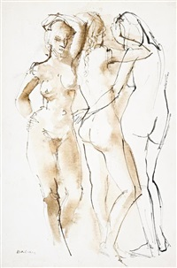 the three graces by louis kahan