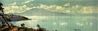 le chenoua à l'ouest d'alger by pierre faget-germain