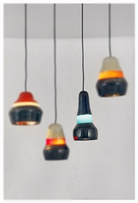 lampada a sospensione by thomas stearns