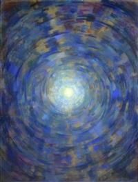 light of the universum – peace by milena simková–elgrová