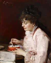 portrait of a lady by raimundo de madrazo y garreta