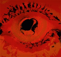 red eye red by otto piene