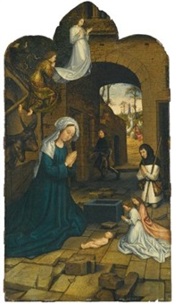 the nativity by flemish school-bruges (16)