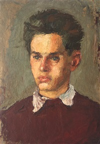 selfportrait by sever frentiu