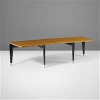 rare and important professor desk for the université de lille by jean prouvé