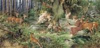 a woodland fantasy by johannes gehrts