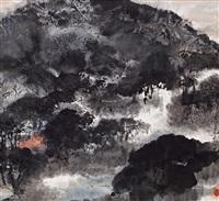 山雨欲来 by yang shanshen