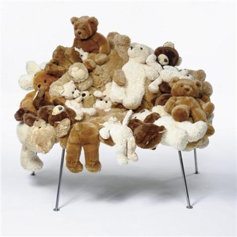 Incroyable Teddy Bear Chair By Fernando And Humberto Campana