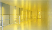safe light, corridor by jane & louise wilson