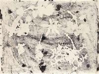 botanique (empreinte ix) by jean dubuffet