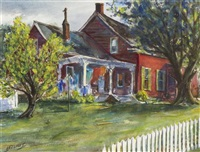 red house by james milton sessions