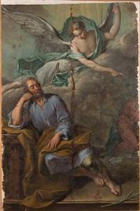 le songe de joseph by françois lemoyne