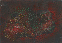 untitled (4) by yayoi kusama