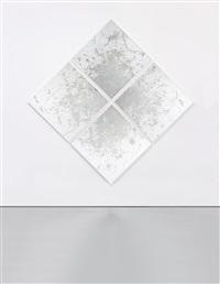 untitled (lozenge #10) (4 works) by ned vena