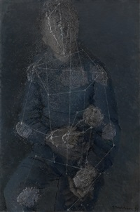 abstract portrait by pavel tchelitchew