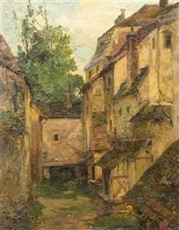 courtyard by theodor feucht