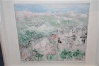 burren landscape by geraldine hone