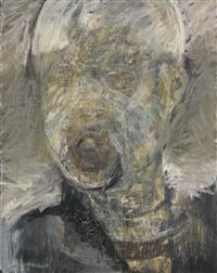 human head #5 by john brown