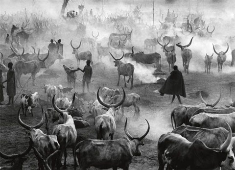 south sudan by sebastião salgado