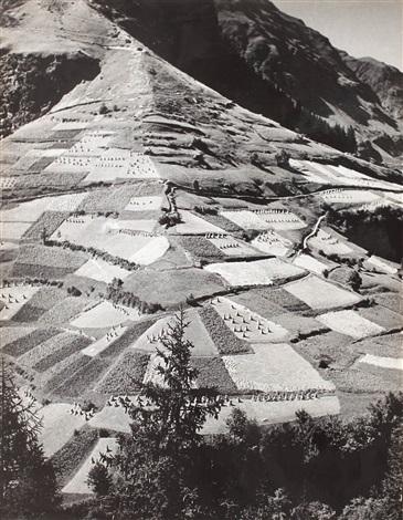 paysages les alpes by brassaï