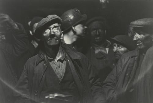 welsh miners (ben james) by robert frank