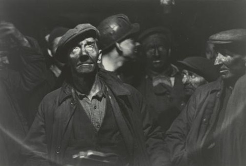 welsh miners ben james by robert frank