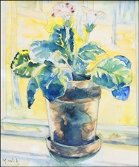 kukka-asetelma by maria wiik