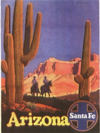 arizona santa fé by don louis perceval