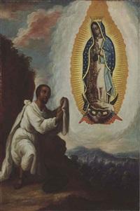 aparición de la virgen de guadalupe al indio juan diego by anonymous-mexican (18)