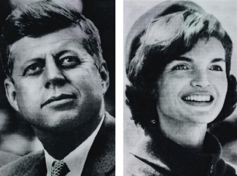 i jfk vs jackie ii jackie vs jfk ii in 2 parts by alex guofeng cao