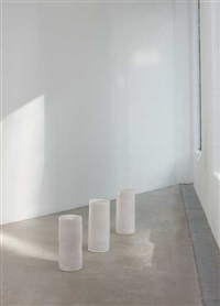 three cylinders by edmund de waal
