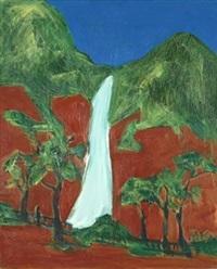 山水 by zheng zaidong