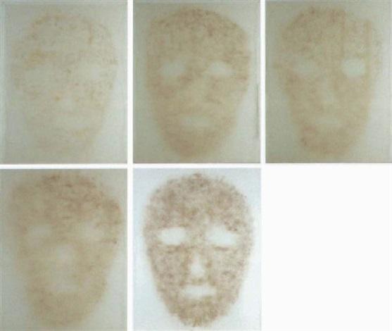 ash masks by zuzanna janin