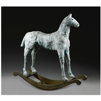 rocking horse by inge clayton