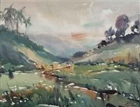 landscape by lim cheng hoe